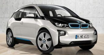 2016 BMW i3 Electric