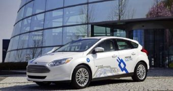 2016 Ford Focus Electric News